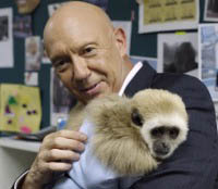 Capt. Cragen and friend