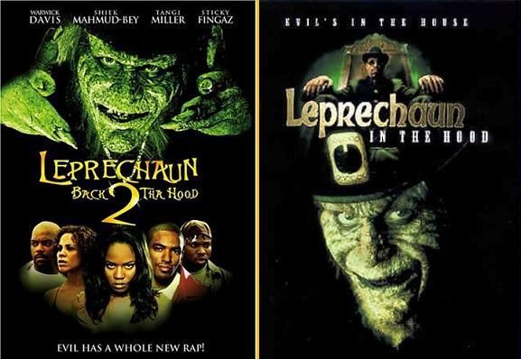 leprechaun back to tha hood cast
