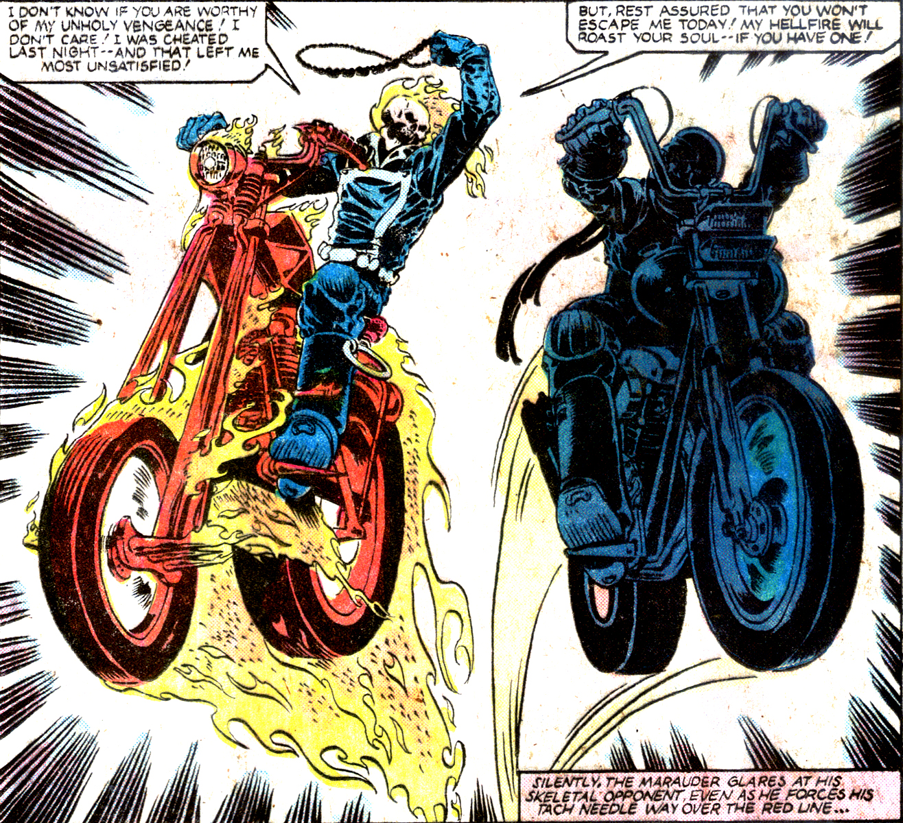 """Ghost Rider Quotes About Life And Death: God Hates Comics [I Love Toys Edition]: Marvel's """"Team"""
