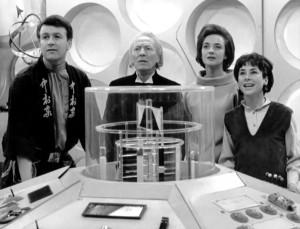 The Original Doctor Who Cast