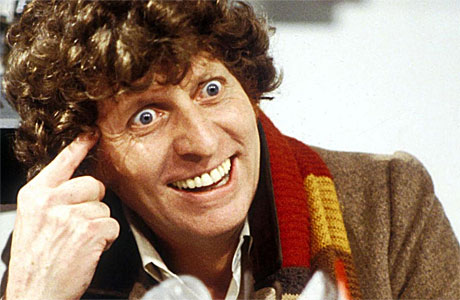 Any excuse to add a creepy Tom Baker photo!