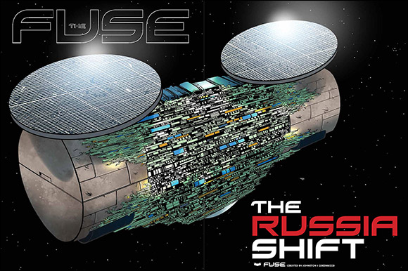 The setting of The Fuse.