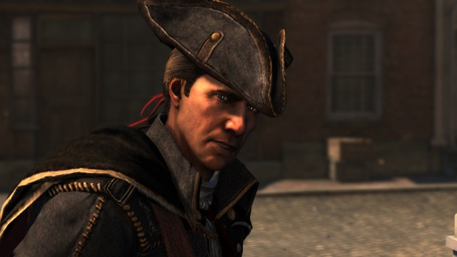 If only there'd been more DLC featuring Haytham Kenway.