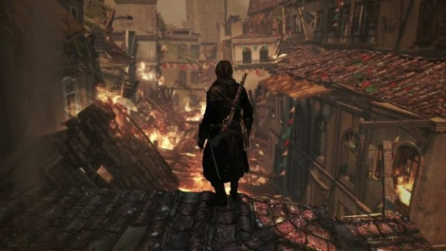 Also, the destruction of Lisbon is one of the best Assassin's Creed missions ever.